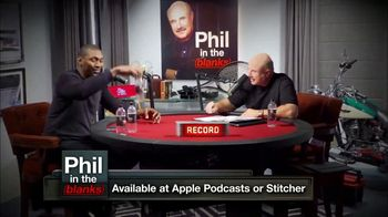 Phil in the Blanks TV Spot, 'Metta World Peace' - Thumbnail 6