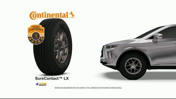 National Tire & Battery TV Spot, 'Buy Three, Get One: Continental' - Thumbnail 4