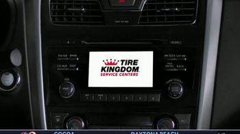 Tire Kingdom TV Spot, 'Buy Three, Get One Free: $100 Visa Prepaid Card' - Thumbnail 1