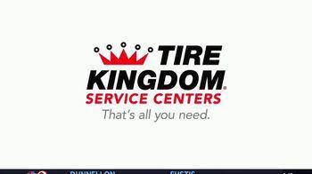 Tire Kingdom TV Spot, 'Buy Three, Get One Free: $100 Visa Prepaid Card' - Thumbnail 6