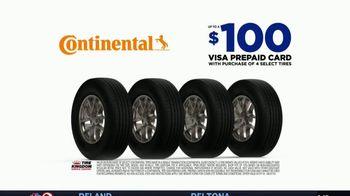 Tire Kingdom TV Spot, 'Buy Three, Get One Free: $100 Visa Prepaid Card' - Thumbnail 3