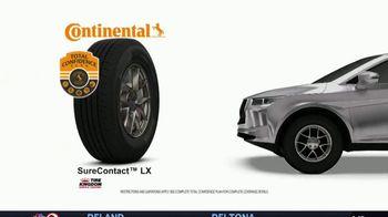 Tire Kingdom TV Spot, 'Buy Three, Get One Free: $100 Visa Prepaid Card' - Thumbnail 4