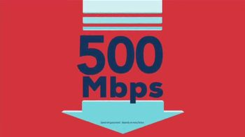 Frontier Communications FiOS by Frontier TV Spot, '500 Mbps' - Thumbnail 4