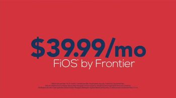 Frontier Communications FiOS by Frontier TV Spot, '500 Mbps' - Thumbnail 5