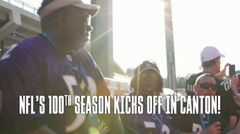 Pro Football Hall of Fame TV Spot, '2019 Pro Football Hall of Fame Game: Limited Tickets' - Thumbnail 1