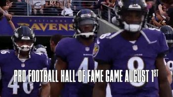 Pro Football Hall of Fame TV Spot, '2019 Pro Football Hall of Fame Game: Limited Tickets' - Thumbnail 3
