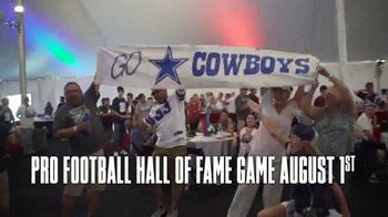 Pro Football Hall of Fame TV Spot, '2019 Pro Football Hall of Fame Game: Limited Tickets' - Thumbnail 4