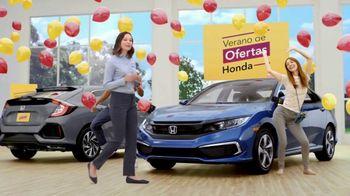 Honda Verano de Ofertas TV Spot, 'Civic y Accord' [Spanish] [T1] - Thumbnail 3
