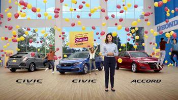 Honda Verano de Ofertas TV Spot, 'Civic y Accord' [Spanish] [T1] - Thumbnail 8