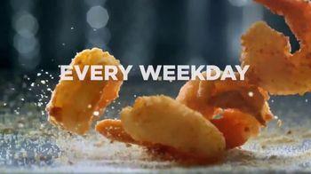 Red Lobster Weekday Win Menu TV Spot, 'Five Days, Five Deals' - Thumbnail 5