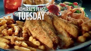Red Lobster Weekday Win Menu TV Spot, 'Five Days, Five Deals' - Thumbnail 7