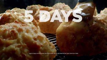 Red Lobster Weekday Win Menu TV Spot, 'Five Days, Five Deals' - Thumbnail 9