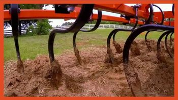 Kubota BX80 Tractor TV Spot, 'Built to Get Any Job Done: Instant Rebate' - Thumbnail 1