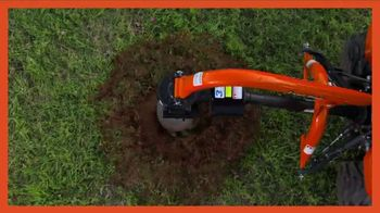 Kubota BX80 Tractor TV Spot, 'Built to Get Any Job Done: Instant Rebate' - Thumbnail 5