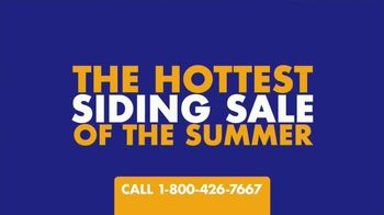1-800-HANSONS Hottest Siding Sale of the Summer TV Spot, 'August Siding: Renaissance Festival' - Thumbnail 3