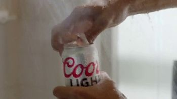 Coors Light TV Spot, 'The Official Beer of Drinking in the Shower' Song by Gipsy Kings - Thumbnail 3
