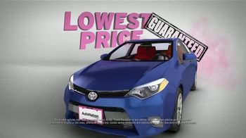 AutoNation 1Price Pre-Owned Vehicles TV Spot, 'Worry Free' - Thumbnail 4