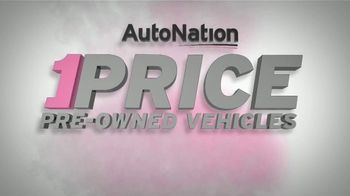 AutoNation 1Price Pre-Owned Vehicles TV Spot, 'Worry Free' - Thumbnail 5