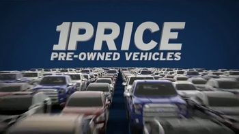 AutoNation 1Price Pre-Owned Vehicles TV Spot, 'Worry Free' - Thumbnail 7