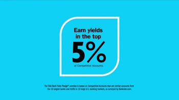 TIAA Bank Yield Pledge Promise TV Spot, 'Tomorrow's Success' - Thumbnail 7