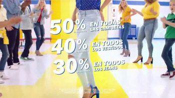 Old Navy TV Spot, 'Entona tu look de verano: camisetas, vestidos y jeans' canción de Kaskade [Spanish] - Thumbnail 3