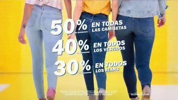 Old Navy TV Spot, 'Entona tu look de verano: camisetas, vestidos y jeans' canción de Kaskade [Spanish] - Thumbnail 4
