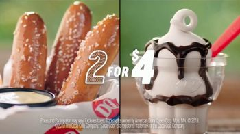 Dairy Queen 2 for $4 Super Snacks TV Spot, 'This Mom Runs on Snacks' - Thumbnail 6
