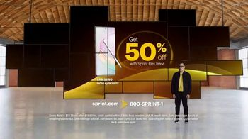Sprint TV Spot, 'Galaxy Note10: 50 Precent Off' - 1394 commercial airings
