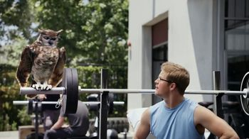 America's Best Contacts and Eyeglasses TV Spot, 'Workout: NeverBlue' - Thumbnail 8