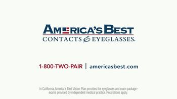 America's Best Contacts and Eyeglasses TV Spot, 'Workout: NeverBlue' - Thumbnail 9