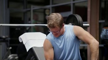 America's Best Contacts and Eyeglasses TV Spot, 'Workout: NeverBlue'