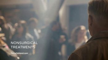 Endo Pharmaceuticals TV Spot, 'Facts on Hand: Nonsurgical Treatment' Featuring John Elway - Thumbnail 8