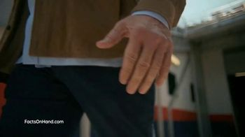 Endo Pharmaceuticals TV Spot, 'Facts on Hand: Nonsurgical Treatment' Featuring John Elway - Thumbnail 9