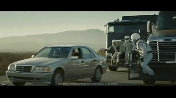 Mercedes-Benz Summer Event TV Spot, 'Non-Stop Engineering: From the Start' [T2] - Thumbnail 1