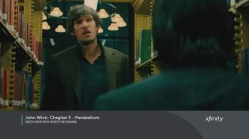 XFINITY On Demand TV Spot, 'John Wick: Chapter 3 – Parabellum' - Thumbnail 3