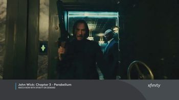 XFINITY On Demand TV Spot, 'John Wick: Chapter 3 – Parabellum' - Thumbnail 6
