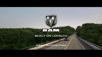 2019 Ram 1500 TV Spot, 'Loyalty' Song by Eric Church [T2] - Thumbnail 8