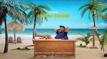 Corona Extra TV Spot, 'Comeback' Featuring Tony Romo - Thumbnail 9