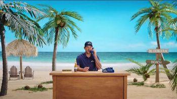 Corona Extra TV Spot, 'Comeback' Featuring Tony Romo - Thumbnail 2
