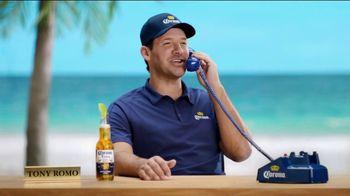 Corona Extra TV Spot, 'Comeback' Featuring Tony Romo - Thumbnail 3