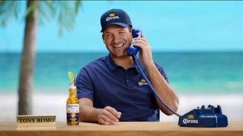 Corona Extra TV Spot, 'Comeback' Featuring Tony Romo - Thumbnail 4