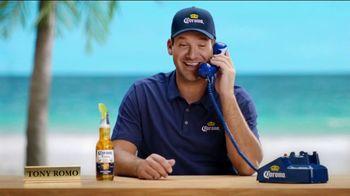 Corona Extra TV Spot, 'Comeback' Featuring Tony Romo - Thumbnail 5