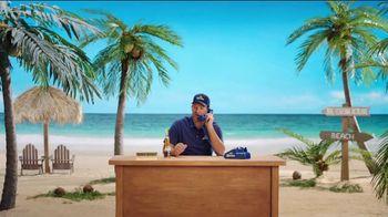 Corona Extra TV Spot, 'Comeback' Featuring Tony Romo - Thumbnail 6