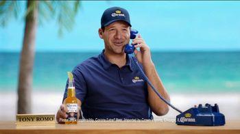 Corona Extra TV Spot, 'Comeback' Featuring Tony Romo - 612 commercial airings