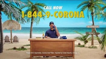 Corona Extra TV Spot, 'Football Rules' Featuring Tony Romo - Thumbnail 10