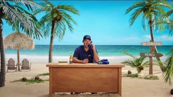 Corona Extra TV Spot, \'Football Rules\' Featuring Tony Romo