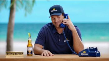Corona Extra TV Spot, 'Football Rules' Featuring Tony Romo - Thumbnail 7
