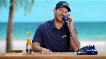 Corona Extra TV Spot, 'Football Rules' Featuring Tony Romo - Thumbnail 9