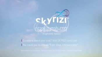 SKYRIZI TV Spot, 'Feel Free to Bare Your Skin' - Thumbnail 10