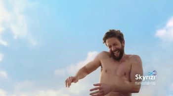 SKYRIZI TV Spot, 'Feel Free to Bare Your Skin' - Thumbnail 5